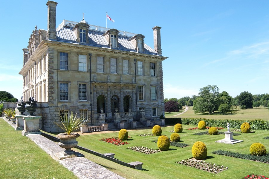 The National Trust's Kingston Lacy house and gardens are a beautiful place to visit nearby.